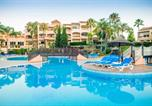 Hôtel Fuengirola - Clc California Beach Resort - Luxury Resort Apartments-3