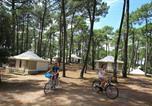 Camping avec Piscine Saint-Palais-sur-Mer - Campéole Domaine de Montcalm-1