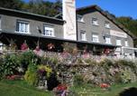 Hôtel Pontgibaud - La Cremaillere
