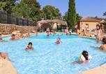 Camping avec Spa & balnéo Ardèche - Camping Les Cruses-1