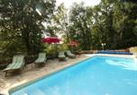 Location vacances Mazeyrolles - Modern Holiday Home in Besse with Swimming Pool-2