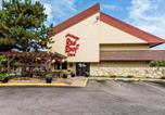 Hôtel Grand Rapids - Red Roof Inn Grand Rapids Airport-1