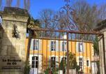 Hôtel Champagné-les-Marais - Chambres d'hôtes La Borderie du Gô près de La Rochelle-1
