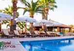 Hôtel Αγκιστρι - Hotel Klonos - Kyriakos Klonos-2