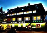 Hôtel Freudenstadt - Hotel Restaurant Bären