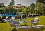Hôtel 5 étoiles Gordes - Le Vallon de Valrugues & Spa-3