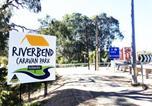 Location vacances Renmark - Riverbend Caravan Park Renmark-4