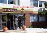Hôtel Bouillargues - Hôtel B&B Ville Active très bien situé, parking sécurisé gratuit-2