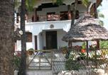 Hôtel Jambiani - Dudes Guest House-2