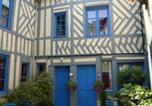 Hôtel Saint-Romain-de-Colbosc - Reglisse et Pain d'Epices-1