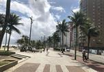 Location vacances Praia Grande - Loft Encantador do Canto do Forte-4
