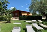 Location vacances Sessa Aurunca - Green Oasis Gabella Chalet-1