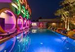 Hôtel Cambodge - White Rabbit Hostel-2