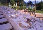 Hôtel 4 étoiles Callas - Hotel Villa Les Rosiers-2