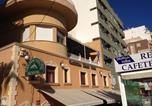 Location vacances Almería - Hostal Delfin Verde-2