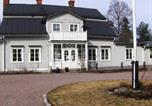Hôtel Smedjebacken - Wanbo Herrgård