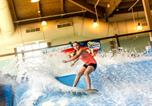Hôtel Mount Pleasant - Soaring Eagle Waterpark and Hotel