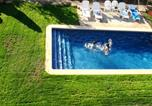 Location vacances Tiurana - Villa with 6 bedrooms in Llobera with private pool and Wifi-2