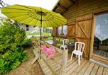 Location vacances La Ville-ès-Nonais - Chalet with one bedroom in Plouersurrance with enclosed garden and Wifi-3