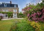 Hôtel Romagny - Maison d'hôtes de charme La Rose de Ducey près du Mont Saint Michel-3