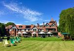 Hôtel Brockenhurst - Forest Park Hotel-4