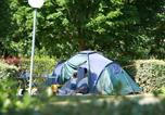 Camping  Acceptant les animaux Vienne - Camping le Futuriste-3