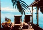 Location vacances Bocas del Toro - Bahia Paraíso #Master room, sea view, jacuzzi-1