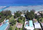 Location vacances  Îles Cook - Coral Sands Apartments-4