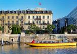 Hôtel 4 étoiles Genève - Hotel d'Angleterre-3