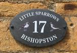 Location vacances Yeovil - Little Sparrows, a charming cosy cottage set in Montacute-2