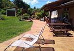 Location vacances Thodure - Maison tout confort, espace vert - piscine - terrasse et bureau télétravail-2
