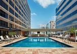 Hôtel Houston - Hilton Houston Plaza/Medical Center-3