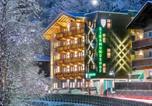 Hôtel Saalbach-Hinterglemm - Hotel Garni Siegmundshof-3