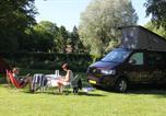 Camping avec Chèques vacances Seine et Marne - Camping Ile de Boulancourt-2