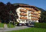Hôtel Ried im Zillertal - Almhof Lackner