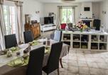 Hôtel Jaligny-sur-Besbre - Les chambres d'Anel-1