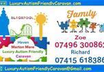 Villages vacances Blackpool - Haven Marton Mere Luxury Autism Friendly Caravan-2