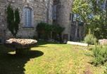 Hôtel Orgnac-l'Aven - Chateau de la Bastide-2