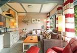 Location vacances Kirchheim - Three-Bedroom Holiday home Kirchheim with a Fireplace 07-1