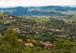 Location vacances Gréolières - Amazing views from this modern villa-4