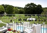 Hôtel Sauveterre-de-Béarn - Brit Hotel du Golf Le Lodge-2