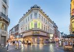 Hôtel Gembloux - Safestay Brussels