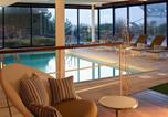 Hôtel 4 étoiles Plonéour-Lanvern - Relais du Silence Hostellerie Pointe Saint Mathieu-4