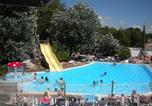 Camping avec Parc aquatique / toboggans France - Camping Jardins de l'Atlantique-1