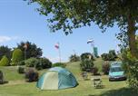 Camping avec WIFI Beaumont-Hague - Flower Camping Utah-Beach-1