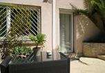 Hôtel Vendargues - B&B Villa Castelnau Montpellier-4