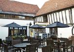 Location vacances Long Melford - Bull Hotel by Greene King Inns-4