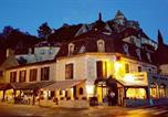 Hôtel Dordogne - Hotel du Chateau-1