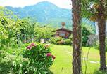Location vacances  Province de Lecco - Leonardo Rustico-Ferienhäuschen-4