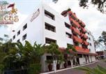 Hôtel Morelia - Hotel Las Américas-2
